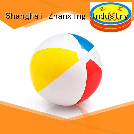Zhanxing new beach ball manufacturer for sale