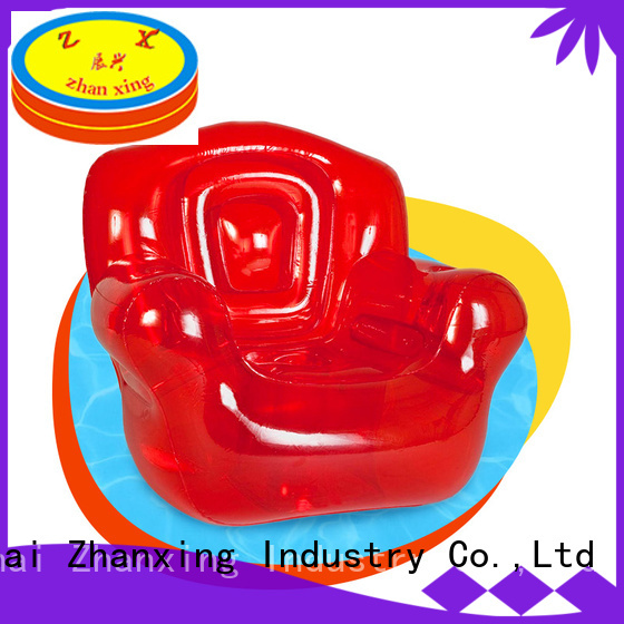 Zhanxing inflatable single bed factory for sale