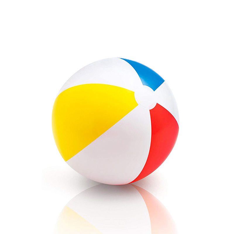 Customized eco-friendly multi-style inflatable PVC beach ball