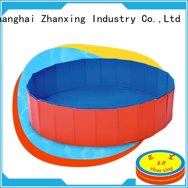 Zhanxing wholesale dog paddling pool manufacturer for dog