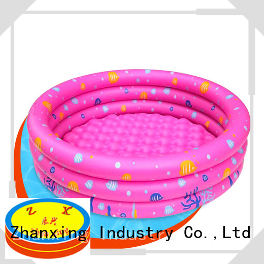 Zhanxing blow up swimming pool trader for wholesale