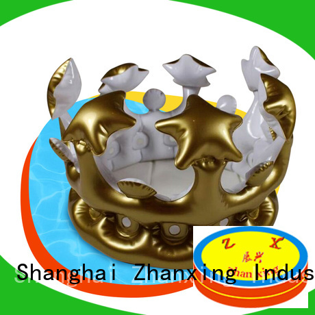Zhanxing inflatable water toys factory for sale