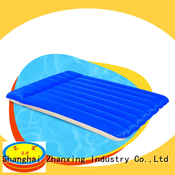 Zhanxing best inflatable air mattress one-stop services for importer