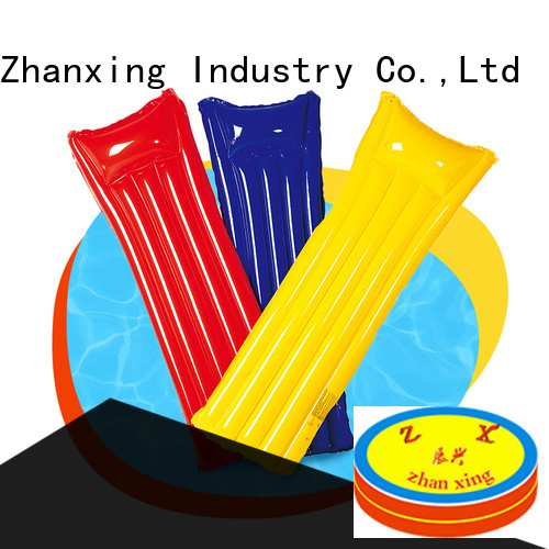 Zhanxing wholesale floating pool mats supplier for adults