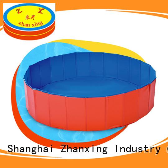 Zhanxing custom pet pool manufacturer for pet dog