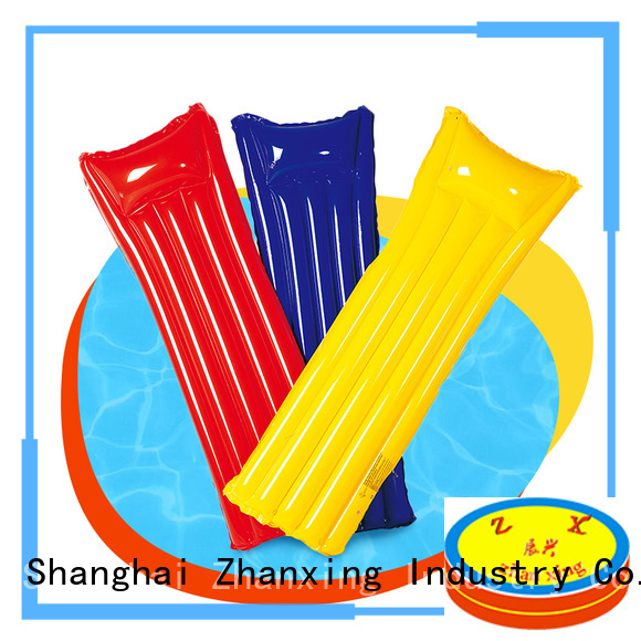 Zhanxing pool mattress factory for adults