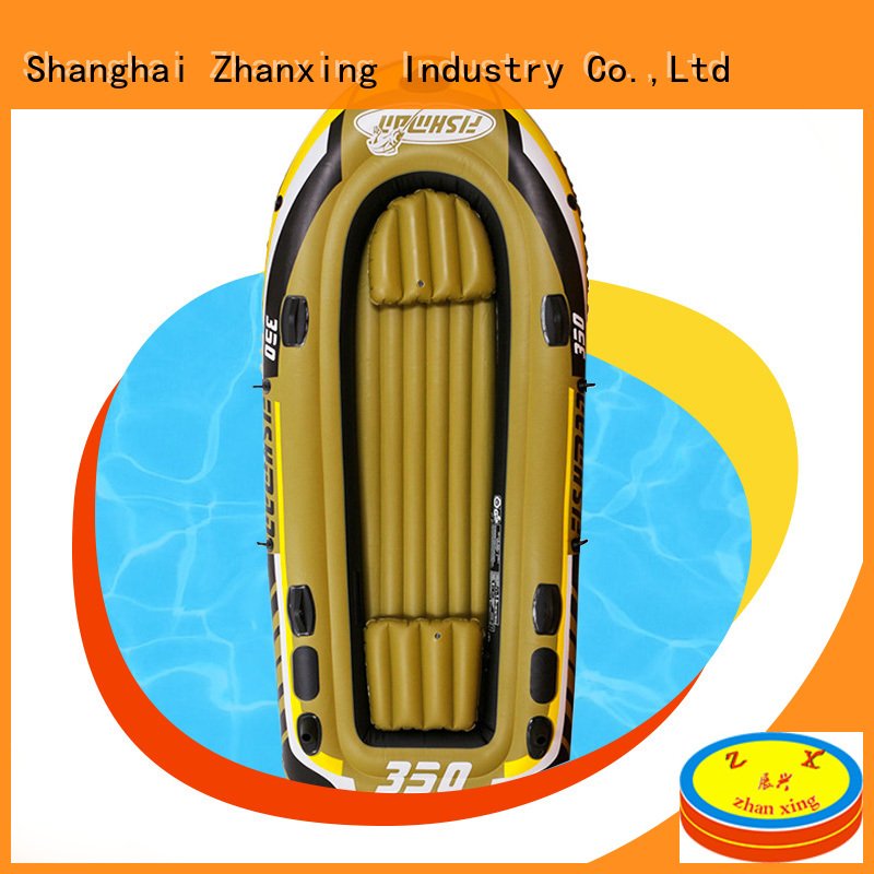 latest 4 person inflatable boat manufacturer for distribution
