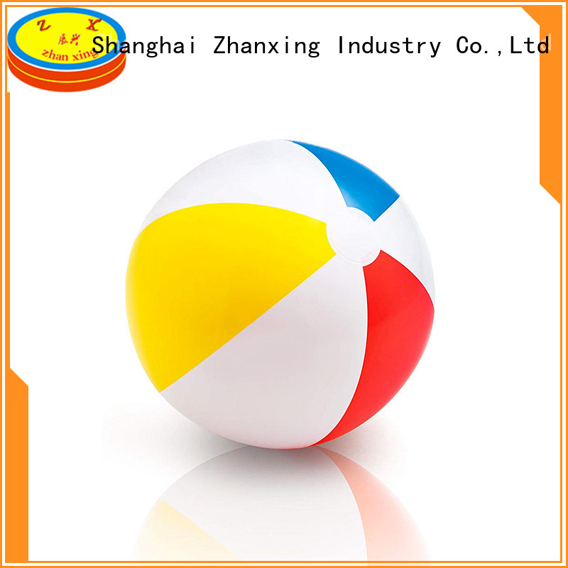 high quality custom beach balls factory for sale
