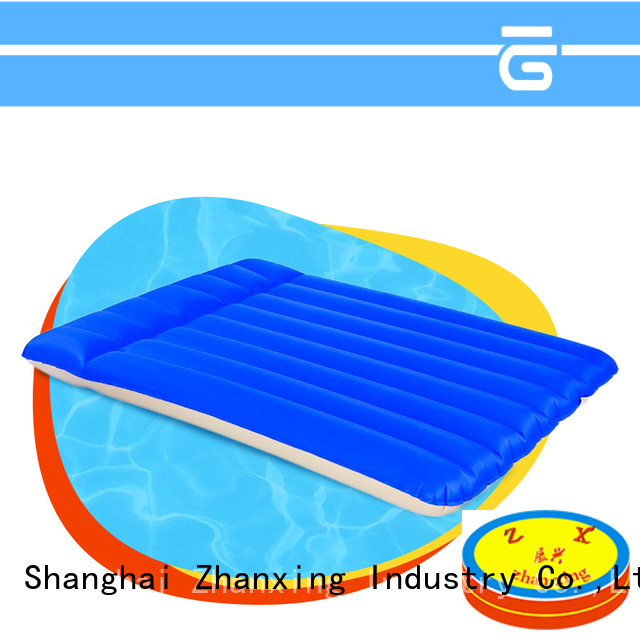 Zhanxing blow up furniture manufacturer for importer