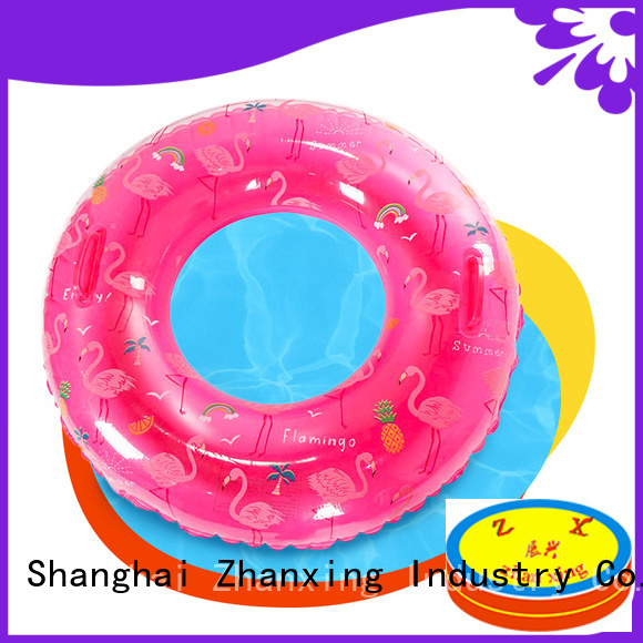 Zhanxing baby inflatable ring solution expert for sale