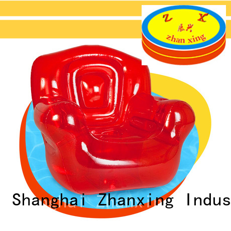 Zhanxing custom inflatable mattress factory for importer