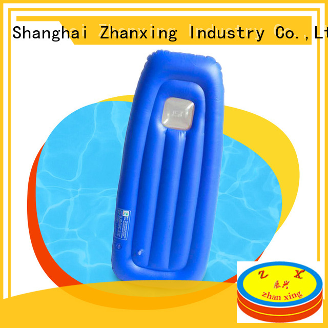 China inflatable pool chair manufacturer for adults