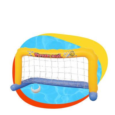 kids pvc football goals inflatable