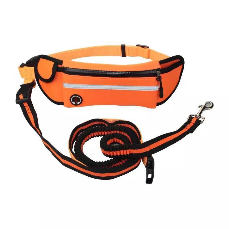 Pet Collars Sport Training Tactical Reflective Rope Set Dog Belt