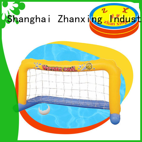 Zhanxing inflatable pool toys supplier for pool