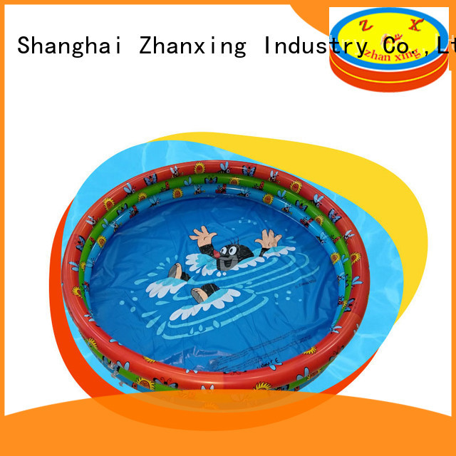 Zhanxing wholesale adult inflatable pool solution expert for distribution