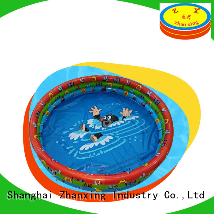 Zhanxing high quality giant inflatable pools manufacturer for wholesale