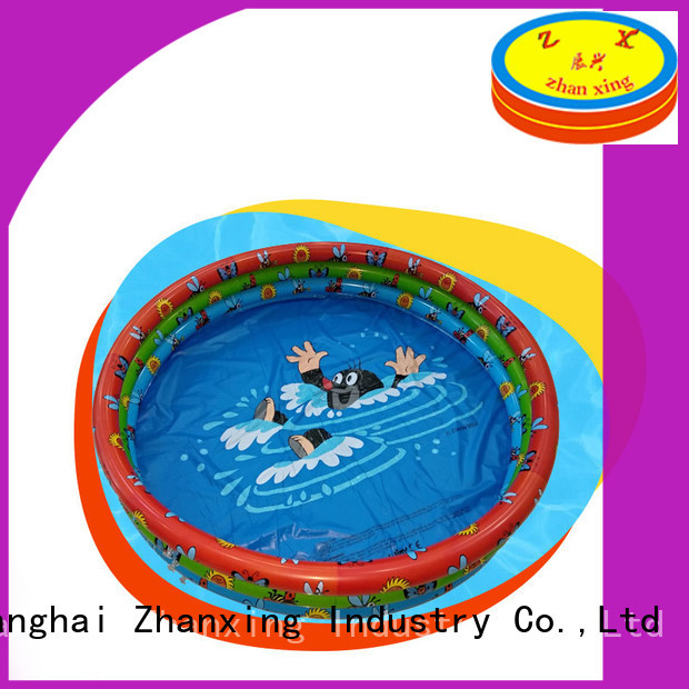 Zhanxing custom adult inflatable pool manufacturer for importer