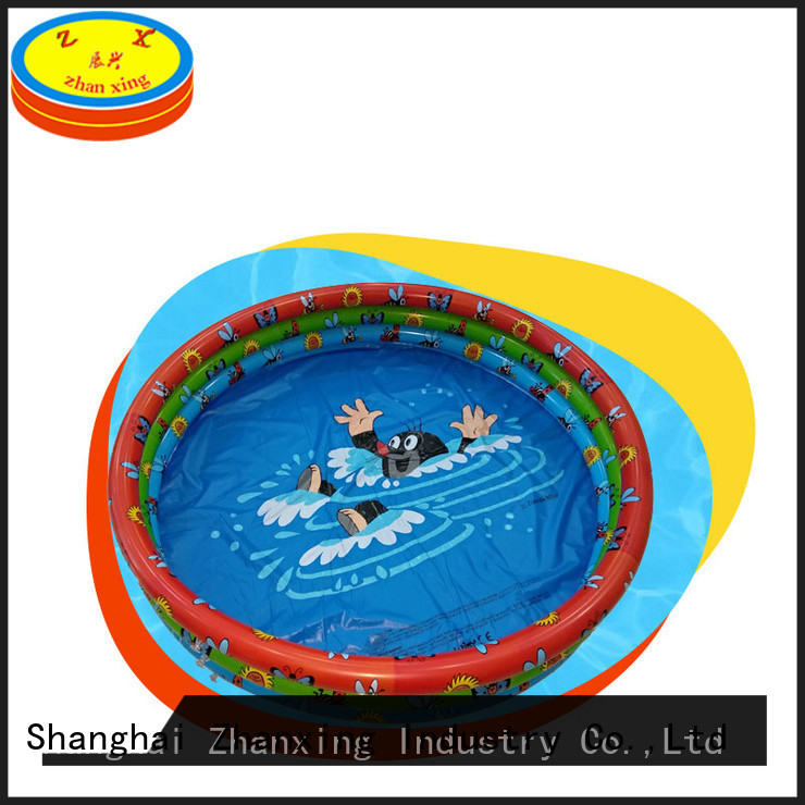 Zhanxing custom inflatable kiddie pool manufacturer for wholesale