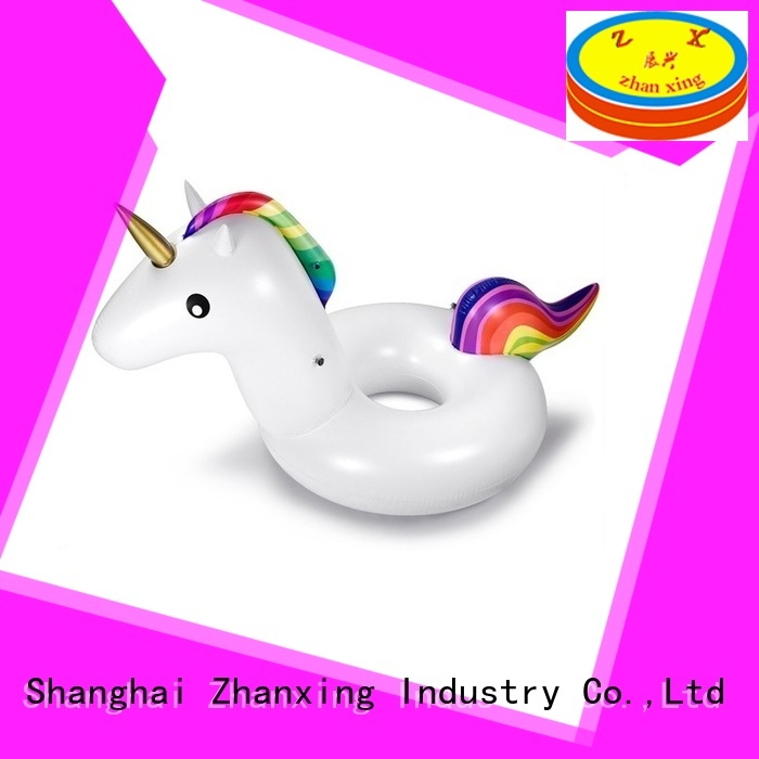 Zhanxing wholesale dinosaur pool float factory for adults