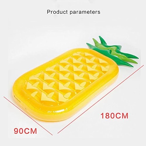 cheap inflatable floating pineapple pool float