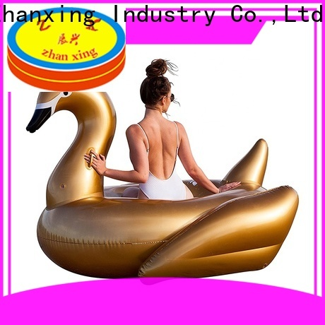 Zhanxing new funny pool inflatables manufacturer for adults
