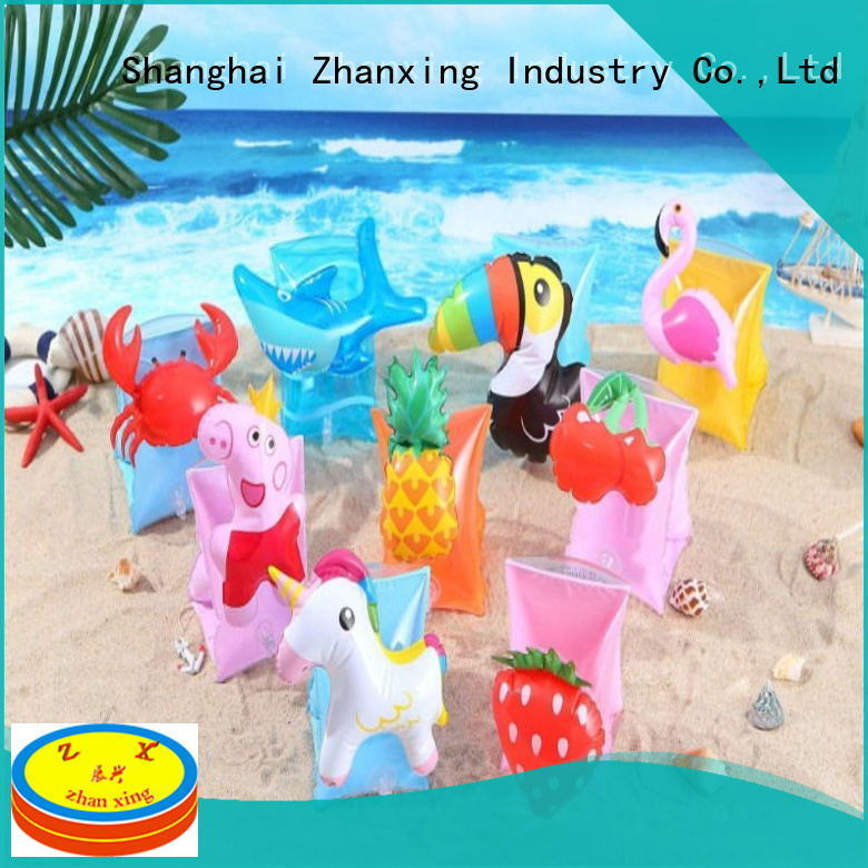 Zhanxing baby swimming ring solution expert for distribution