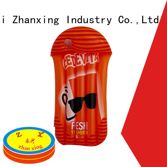 Zhanxing best blow up air mattress factory for distribution