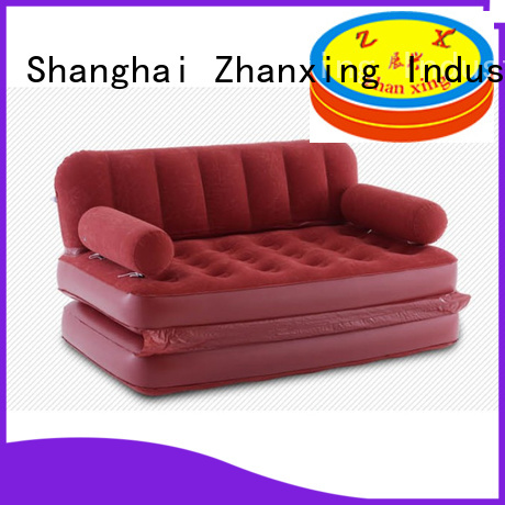 Zhanxing inflatable chair manufacturer for importer