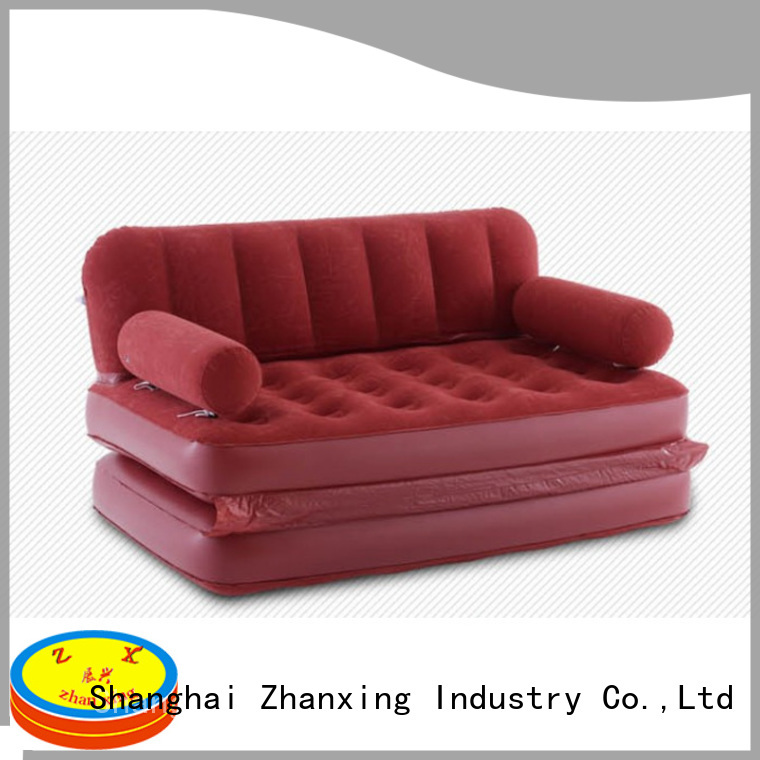 custom single blow up mattress one-stop services for sale