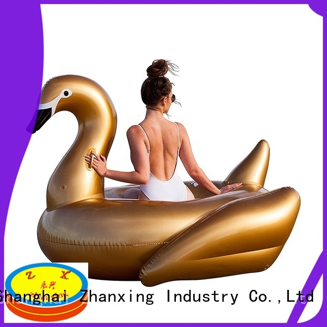 Zhanxing luxury pool floats manufacturer for sale