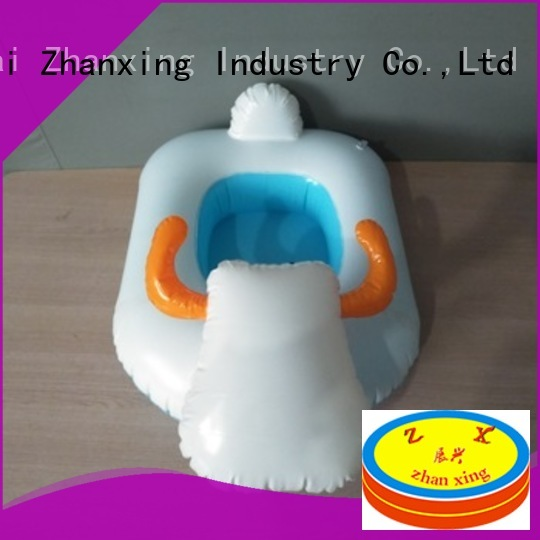 Zhanxing funny pool floats factory