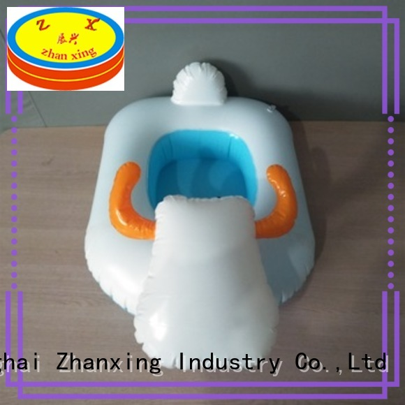 Zhanxing inflatable raft boat factory for sale