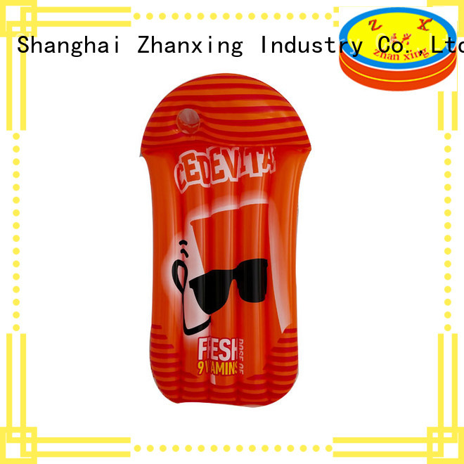 Zhanxing blow up air mattress factory for distribution