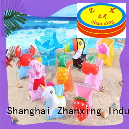 Zhanxing inflatable swim ring trader for importer
